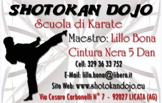 asd shotokan dojo